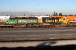 BNSF 3111 and BNSF 2615